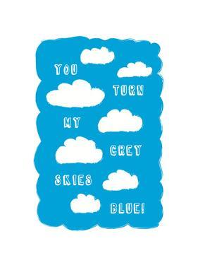 Blue Skies by Nicole Thompson