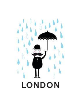 London by Nicole Thompson