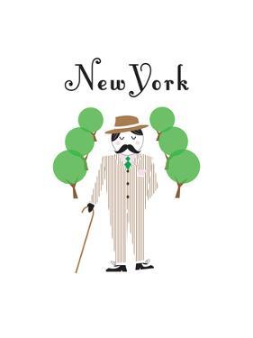 New York by Nicole Thompson
