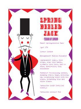 Spring Heeled Jack by Nicole Thompson