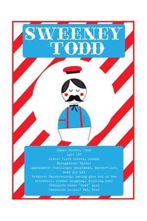 Sweeney Todd by Nicole Thompson