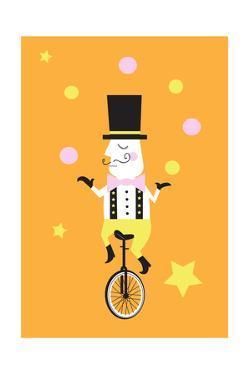 Unicycle by Nicole Thompson