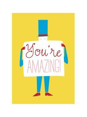 You're Amazing by Nicole Thompson