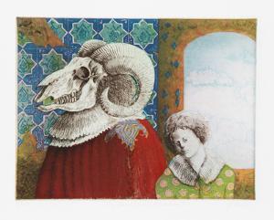 The Sacrifice of Abraham II by Nicolette Jelen