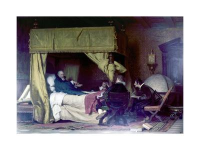 Dying Galileo