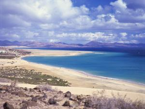 Playa De Jandia, Jandia Peninsula, Fuerteventura, Canary Islands, Spain, Atlantic, Europe by Nigel Francis