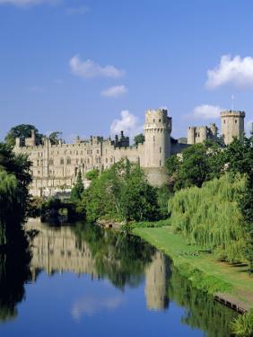 Warwick Castle, Warwickshire, England by Nigel Francis