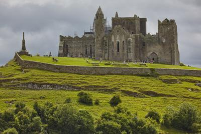 The ruins of the Rock of Cashel, Cashel, County Tipperary, Munster, Republic of Ireland, Europe by Nigel Hicks