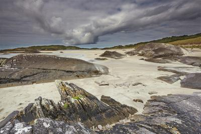 The Strand at Derrynane House, Ring of Kerry, County Kerry, Munster, Republic of Ireland, Europe by Nigel Hicks