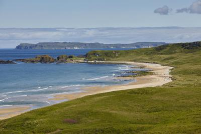 White Park Bay, near Giant's Causeway, County Antrim, Ulster, Northern Ireland, United Kingdom, Eur by Nigel Hicks