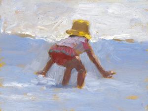 Summer Paddle by Nigel Mason