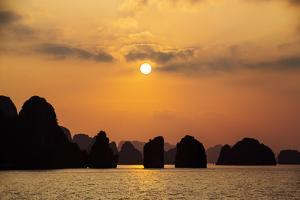 Vietnam, Quang Ninh Province by Nigel Pavitt