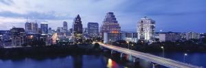 Night, Austin, Texas, USA