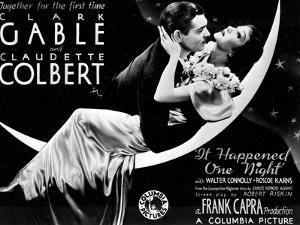 """Night Bus, 1934, """"It Happened One Night"""" Directed by Frank Capra"""