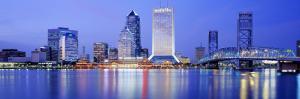 Night, Jacksonville, Florida, USA