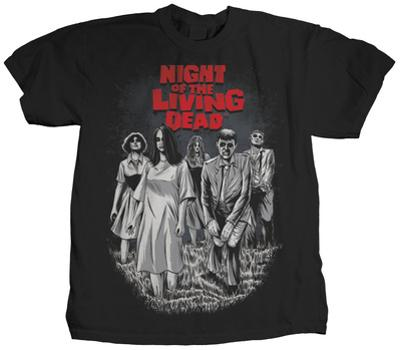 Night of the Living Dead - Bloodthirsty
