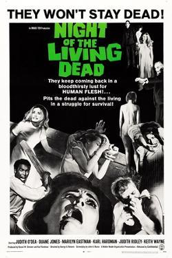 Night of the Living Dead, Duane Jones, Judith O'Dea, Marilyn Eastman, 1968