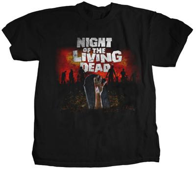Night of the Living Dead - Graveyard