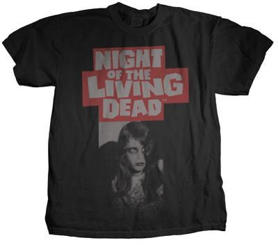 Night of the Living Dead - Kyra Coming Out