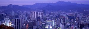 Night, Seoul, South Korea