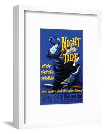 Night Tide - 1961--Framed Giclee Print