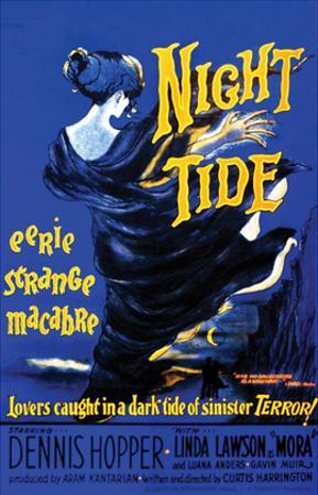 Night Tide - 1961