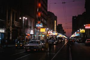 Night Time in Lima