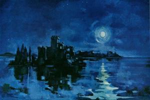 Nightfall in Blue