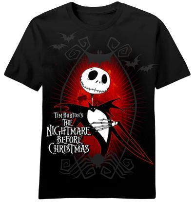 Nightmare Before Christmas - Dark Love