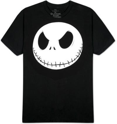 Nightmare Before Christmas - Fat Head (Glow in the Dark)