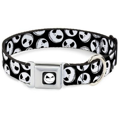 Nightmare Before Christmas - Jack Expressions Dog Collar