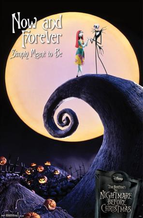 Nightmare Before Christmas - Now and Forever