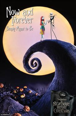 Affordable Nightmare Before Christmas Posters For Sale At