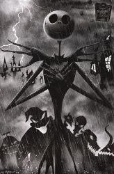 ... Affordable Nightmare Before Christmas Posters for sale at AllPosters com