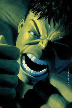 Nightmerica No.6 Cover: Hulk