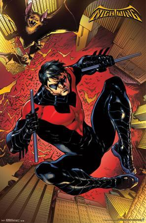Nightwing - Jump