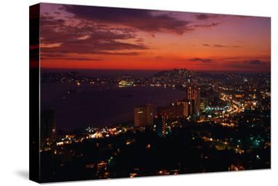 Acapulco at Twilight by Nik Wheeler