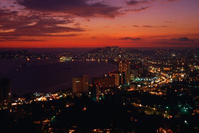 Acapulco at Twilight
