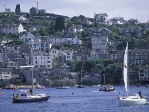 Across the River from Dartmouth, Devon, England by Nik Wheeler