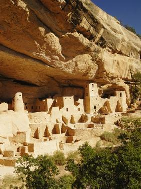 Cliff Palace in Mesa Verde National Park by Nik Wheeler