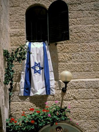 Jewish Quarter, Jerusalem, Israel by Nik Wheeler