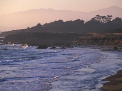 Moonstone Beach, Cambria, Napa Valley, California