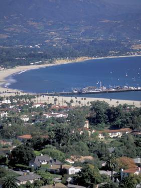 Scenic Overlook, Santa Barbara, California by Nik Wheeler