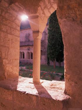 St. Guilhelm le Desert, Herault, Languedoc, France by Nik Wheeler