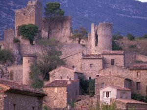 St. Jean de Brueges, Languedoc, France by Nik Wheeler