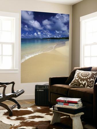Views of Islands From the Beach, Grenada by Nik Wheeler