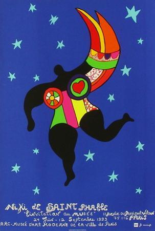 Expo L'Invitation Au Musée by Niki De Saint Phalle
