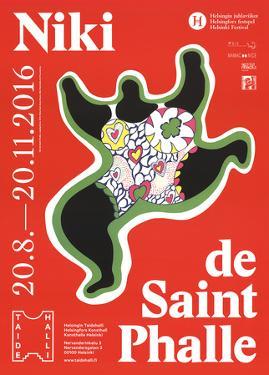 Leaping Nana by Niki de Saint Phalle