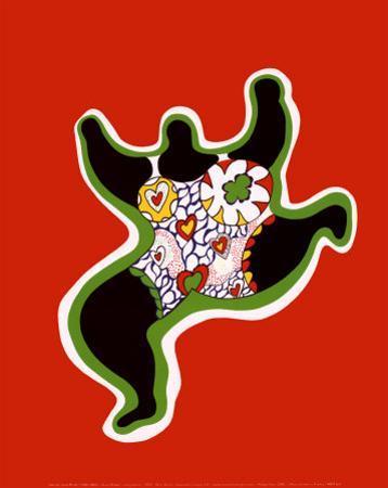 Nana Power by Niki De Saint Phalle