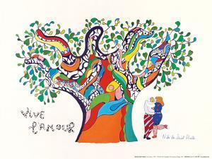 Vive L'amour, 1970 by Niki De Saint Phalle